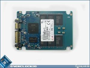 Top side SSD V+