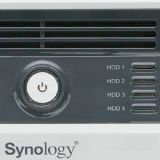 Synology DS410j NAS Station