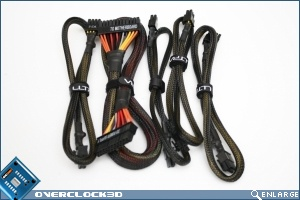 Ultra X4 600w cables
