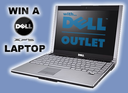 Win a Dell XPS Laptop