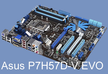 Overclock3d Review Asus P7h57d V Evo Motherboard
