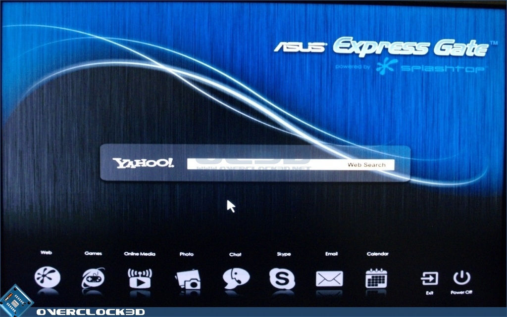 Asus M4a89gtd Pro Usb3 Review Testbed Express Gate