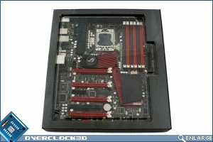 ASUS Rampage III Extreme Review Motherboard
