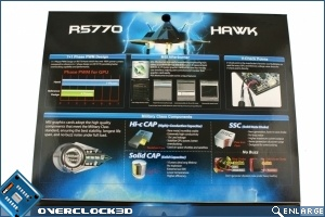 MSI HD5770 HAWK