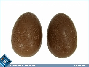 Cadburys Flake Egg