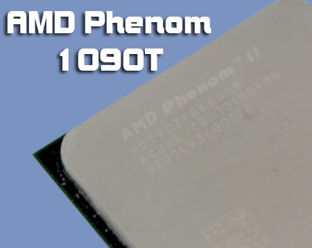 AMD 1095T Hex  Core Review