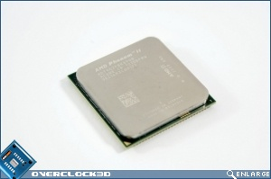 AMD 1095T Hex Core Review Chip