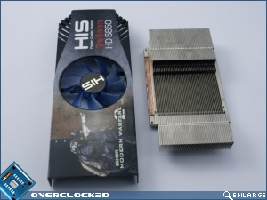 HIS Radeon HD 5850 Turbo 1GB GDDR5