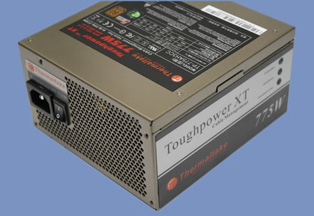 Thermaltake ToughPower XT 775w PSU Review