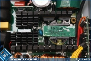 Thermaltake ToughPower XT 775w PSU Transformers (robots in disguise)