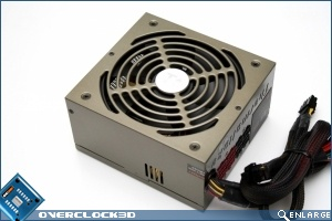Thermaltake ToughPower XT 775w PSU Top