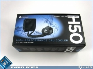 Corsair H50 Review