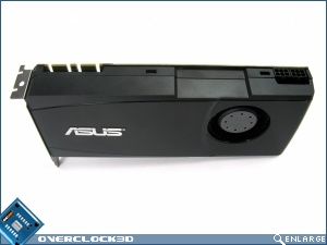 ASUS GTX465 Cover