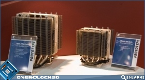 Noctua at  Computex 2010