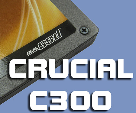 Crucial C300 SATA 6Gb/s SSD Review
