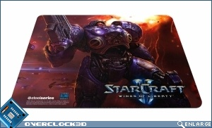SteelSeries  announce new StarCraft 2: Wings of Liberty gaming gear