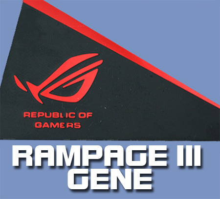 ASUS Rampage III  Gene Review
