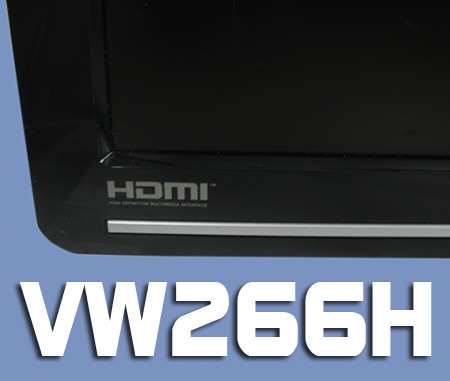 ASUS VW266H   Review