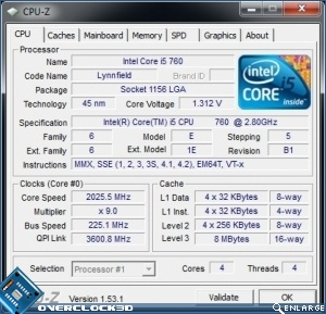 Intel i5 760 Review