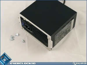 Lian Li PC-Q08 Mini ITX Case