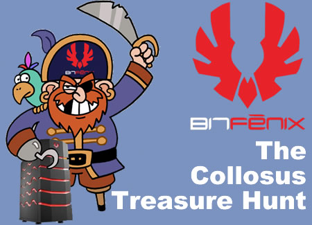 The Collosus Treasure Hunt!