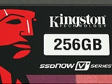 Kingston SSD Now V+ 256GB Review