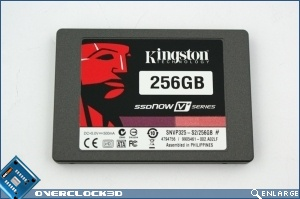 Kingston SSD Now V+ 256GB