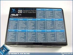 ASUS Xonar DG Review