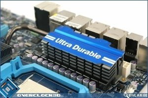 Gigabyte 890FX-A UD7 Review