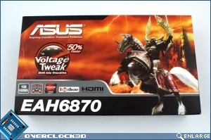 ASUS HD6870 Crossfire Review