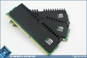 Mushkin PC10666 Low Voltage RAM Black