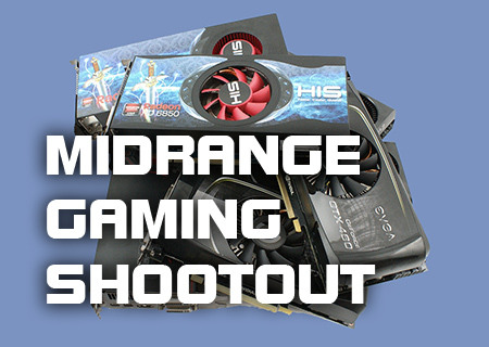 Midrange Gaming Shootout