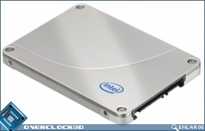 The Intel X25-M G2 120 GB SSD