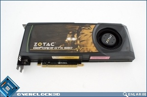 Zotac GTX580 Review