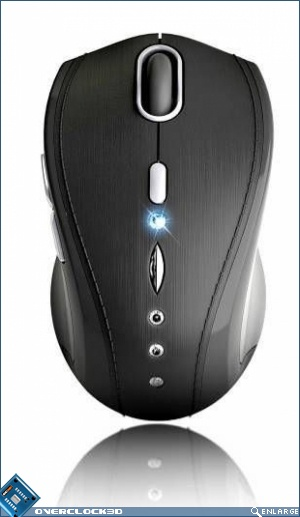 Gigabyte GM-M7800S Elegant Vogue Black Mouse