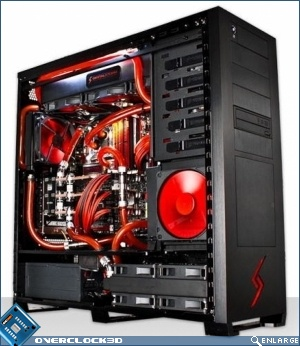 Digital Storm Sub-Zero Liquid Chilled System