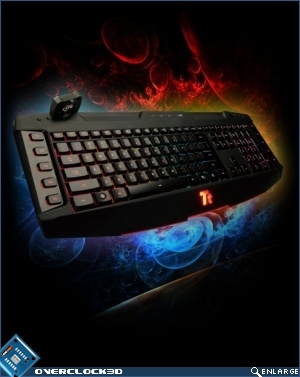 Tt eSPORTS CHALLENGER Ultimate Keyboard
