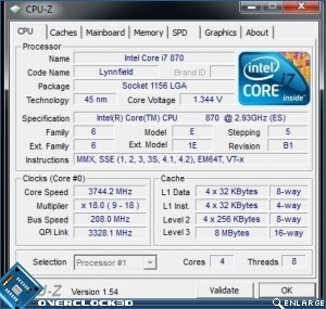 G.Skill Trident DDR3-2500 4GB Review