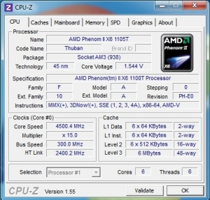 AMD Phenom II X6 1100T BE Review