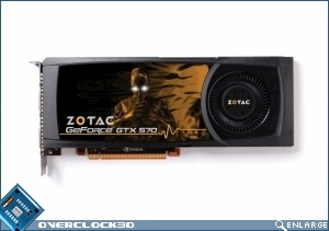 ZOTAC GeForce GTX 570 GPU