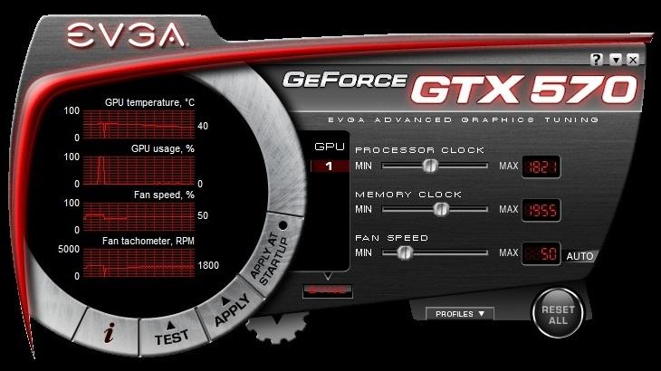 EVGA GTX570 Review