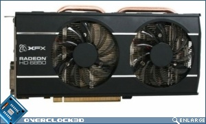 XFX Ships Out Radeon HD 6850 with Custom Cooler