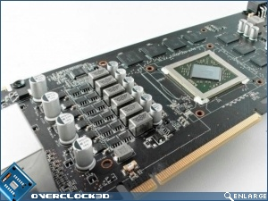 ASUS Radeon HD 6870 DirectCU; Image Courtesy TC Magazine