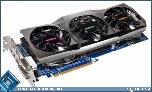 Gigabyte HD 6870 OC Card; Image Courtesy: TC Magazine