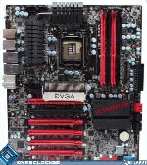 EVGA P67 Classified Motherboard