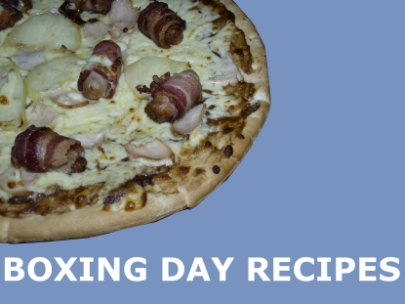 Boxing Day Recipes