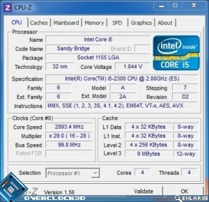 Intel LGA1155 Review