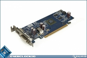 VIA eH1 Graphics Card for Embedded Devices