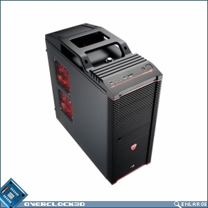 Aerocool RS-4 Mid-Tower Gaming Case