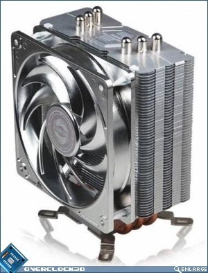 Evercool Transformer 3 CPU Cooler